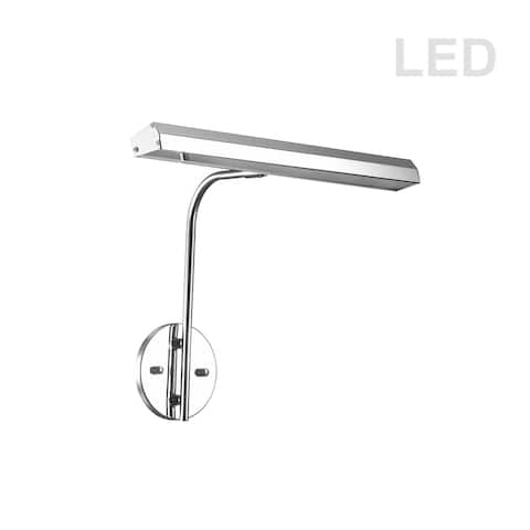 24W Picture Light Polished Chrome
