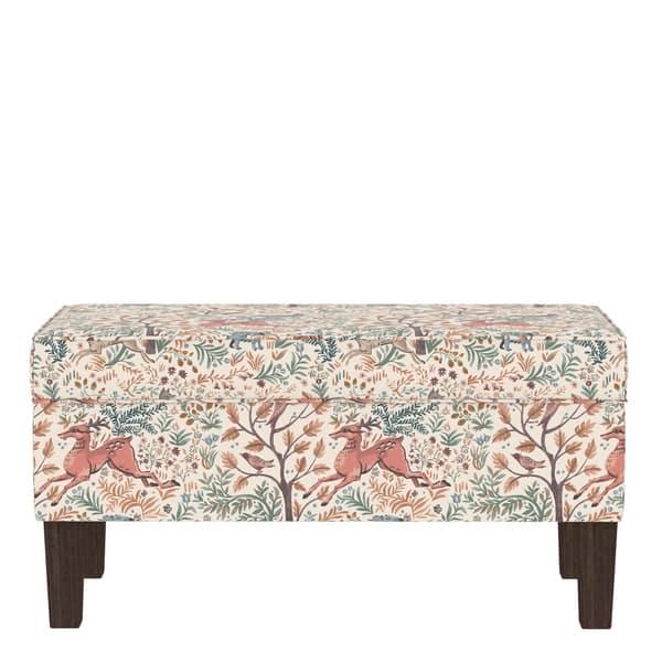 Incredible Shop Skyline Furniture Storage Bench In Frolic Free Spiritservingveterans Wood Chair Design Ideas Spiritservingveteransorg