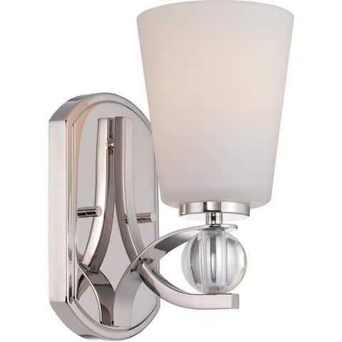 Connie 1 Light Vanity Fixture