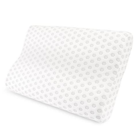Restoration Collection Memory Foam Contour Pillow