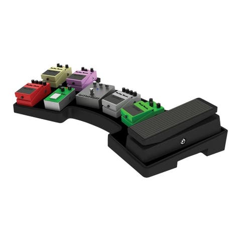 Gator Mega Bone Pedal Board w/ Carry Bag & Power Supply