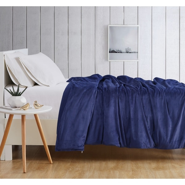 Shop London Fog 15 Lb Weighted Blanket On Sale Free