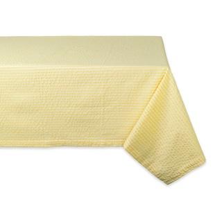 DII Seersucker Tablecloth