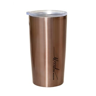 Link to Blessed Beyond Measure Insulated Stainless-Steel 20 oz Travel Mug Similar Items in Glasses & Barware