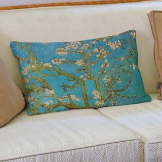 Porch & Den Jubilee Almond Blossom Lumbar Pillow
