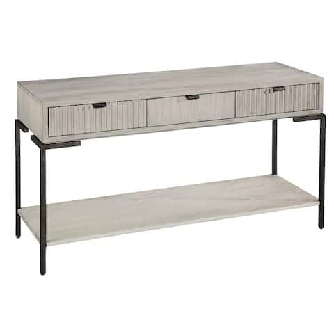 Rectangular Solid Wood Sofa Table - Sierra Heights