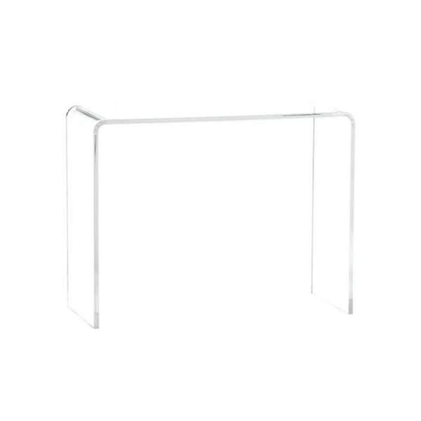 Waterfall Acrylic CONSOLE TABle