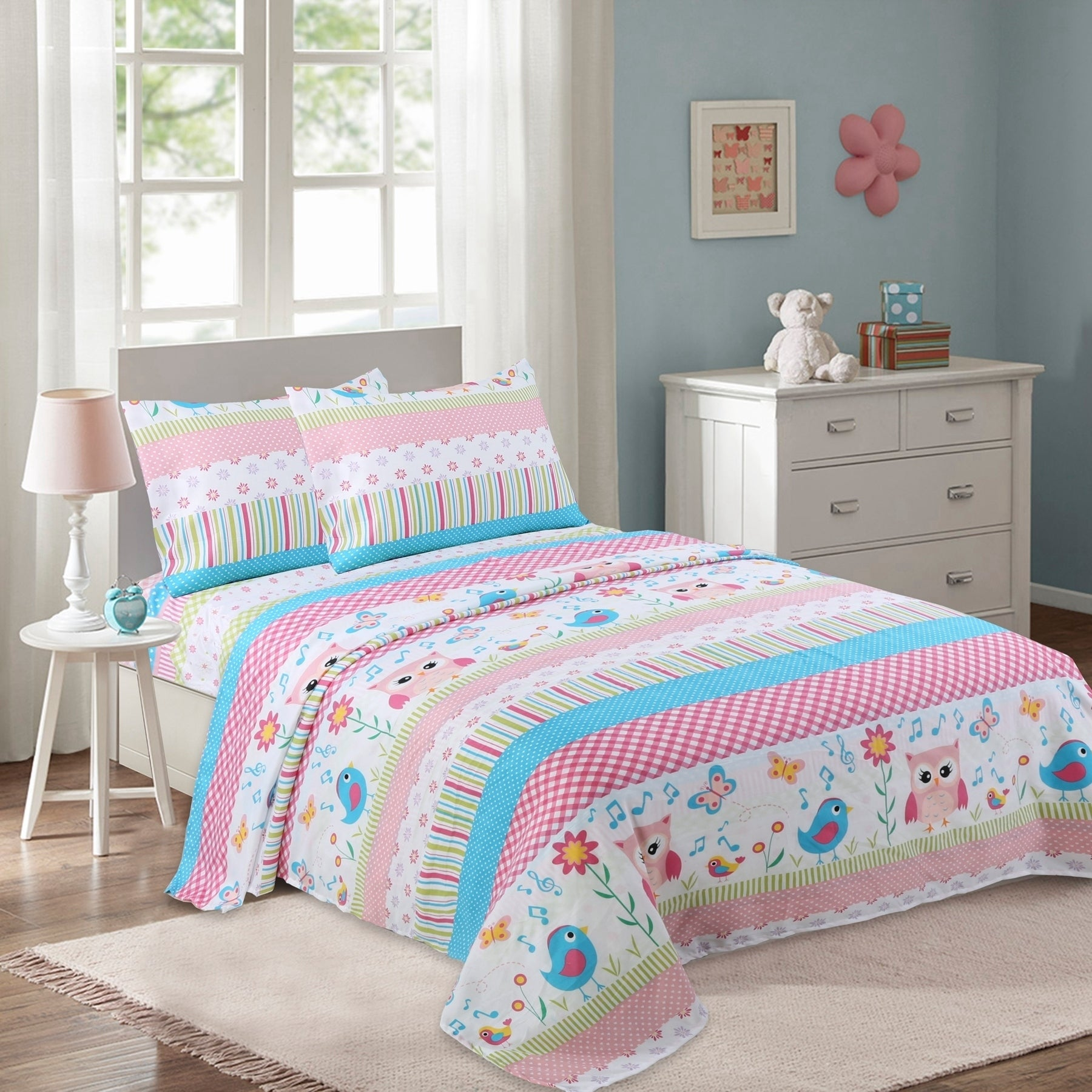 Twin Flannel Sheets Girl Sale Off 70