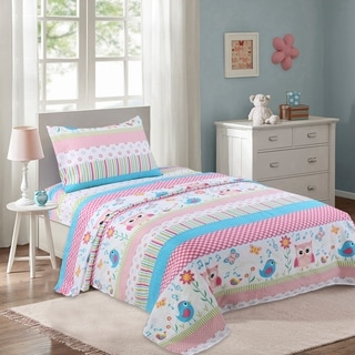 Link to MarCielo Bed Sheets for Kids Twin Sheets for Girls Boys Children Similar Items in Bed Sheets & Pillowcases