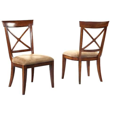 Solid Wood Side Dining Chair - European Legacy