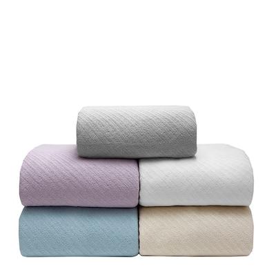Porch & Den St. Andrews Organic Cotton Blanket