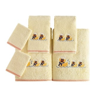 Lucia Minelli Kid's Duck 6-piece Towel Set