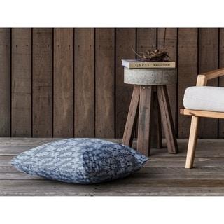 WONDER BLUE Floor Pillow By Kavka Designs