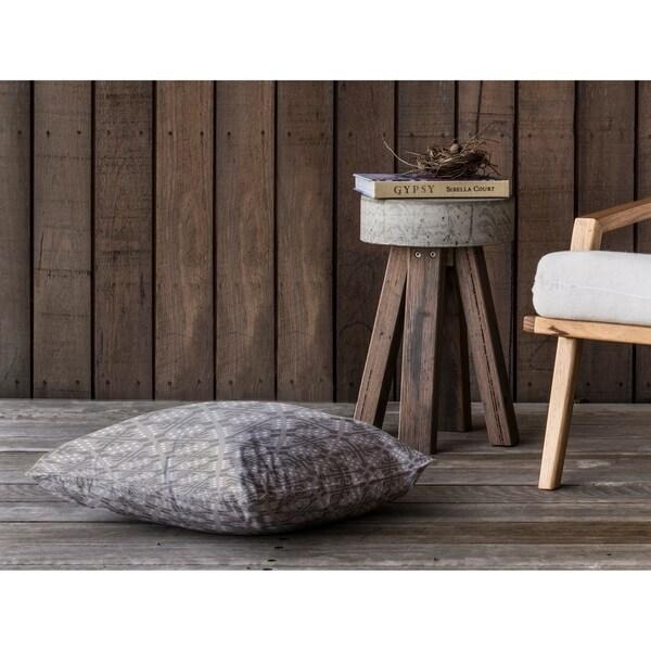 WONDER NATURAL Floor Pillow By Kavka Designs