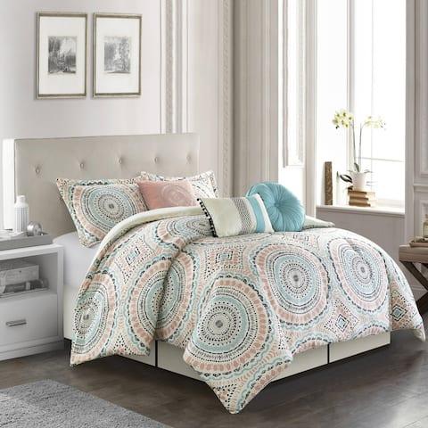 Grand Avenue Laylani 7-Piece Comforter Set