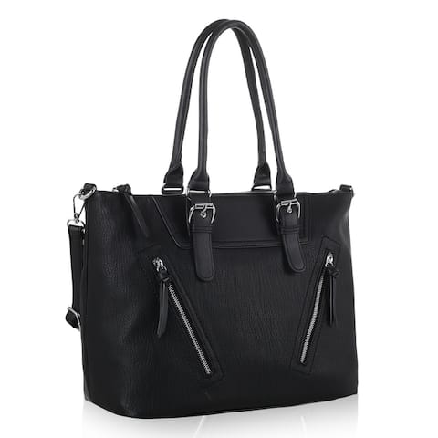 MKF Collection Leone Satchel Bag by Mia K.