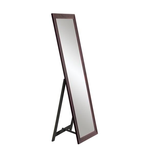 Full Length Distressed Freestanding Mirror