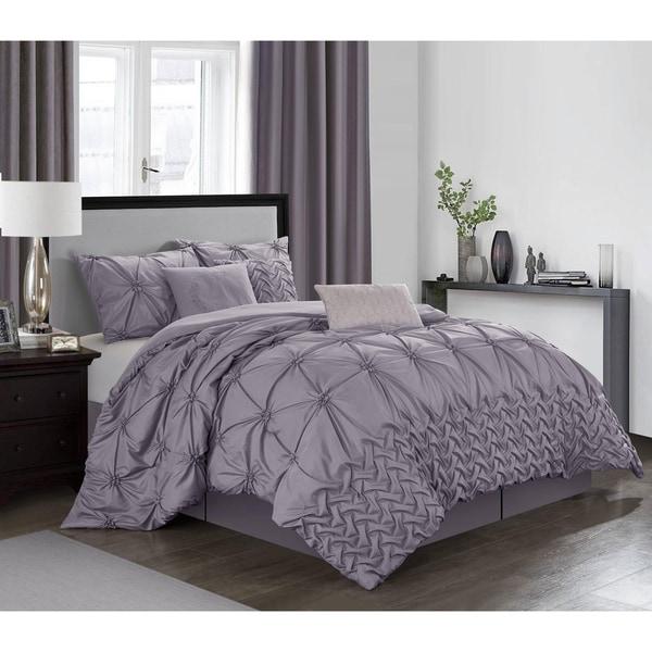 Grand Avenue Zalie 7-Piece Comforter Set. Opens flyout.