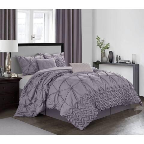 Grand Avenue Zalie 7-Piece Comforter Set