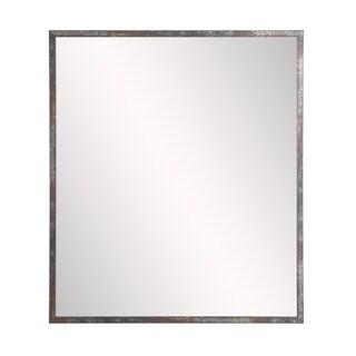 Modern Industrial Wall Mirror - Industrial Rust