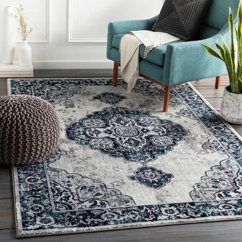 Lysenko Updated Traditional Area Rug