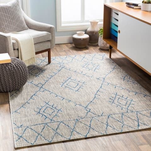Avra Indoor/ Outdoor Bohemian Area Rug