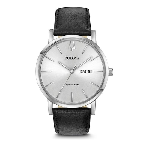8427b4df9 Bulova Men's Watches | Find Great Watches Deals Shopping at Overstock