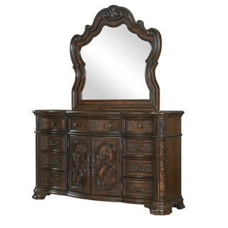 Richland 9-drawer Dresser and Mirror by Greyson Living