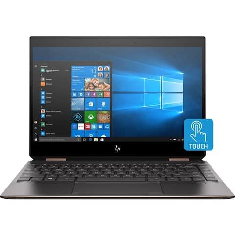 "HP Spectre x360 13-ap0000 13-ap0013dx 13.3"" Touchscreen 2 in 1 Notebook - 1920 x 1080 - Core i7 i7-8565U - 8 GB RAM - 256 GB SS"