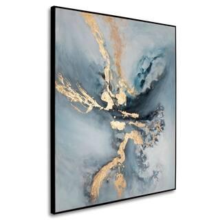 Temptress Framed Canvas