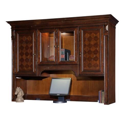 Solid Wood Home Office Desk - Havana