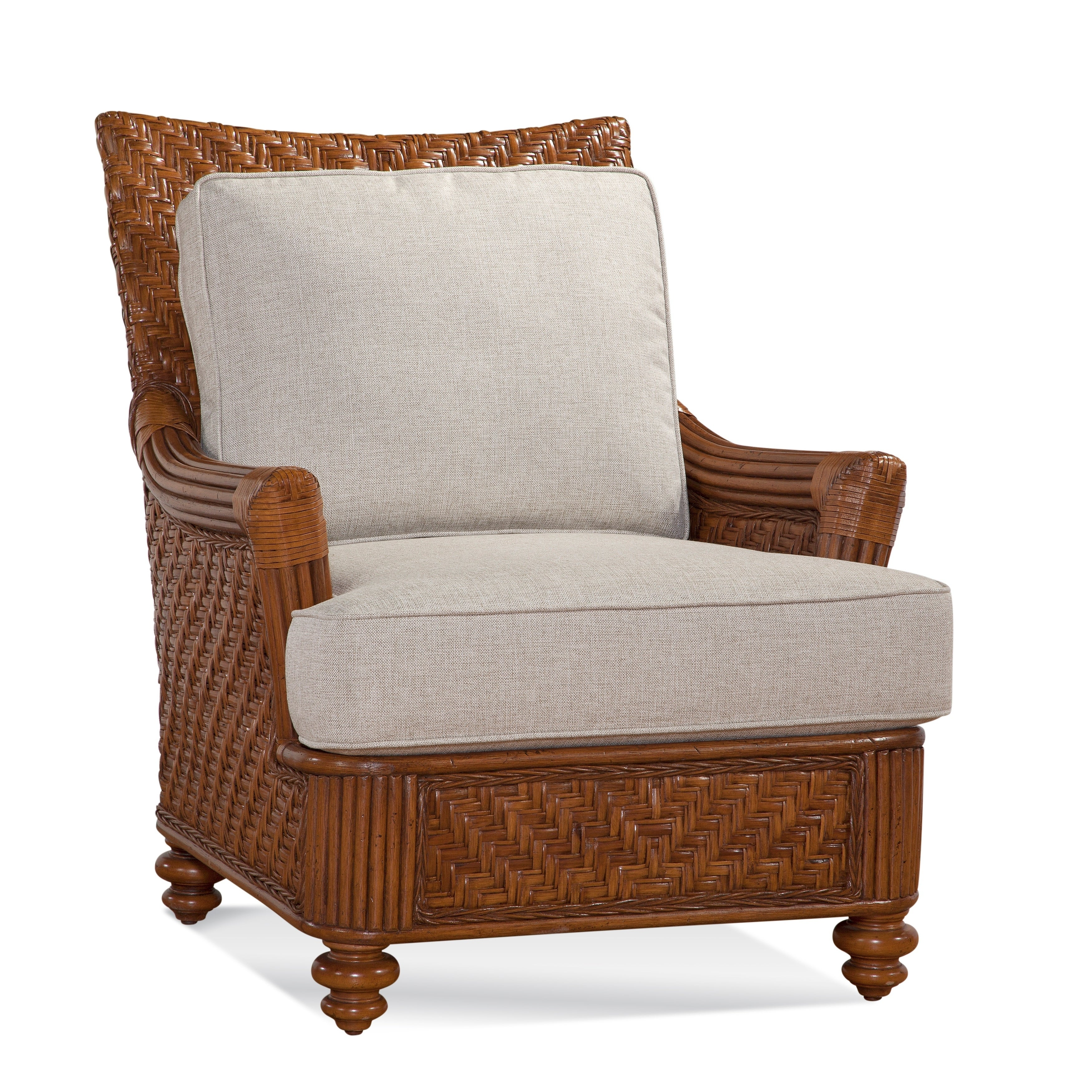 Braxton Culler Topsail Indoor Wicker Chair