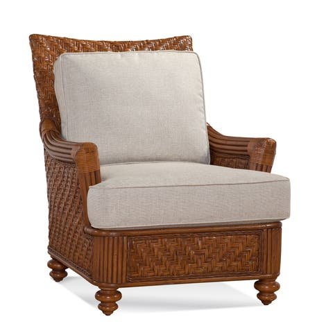 Braxton Culler Topsail Indoor Wicker Chair