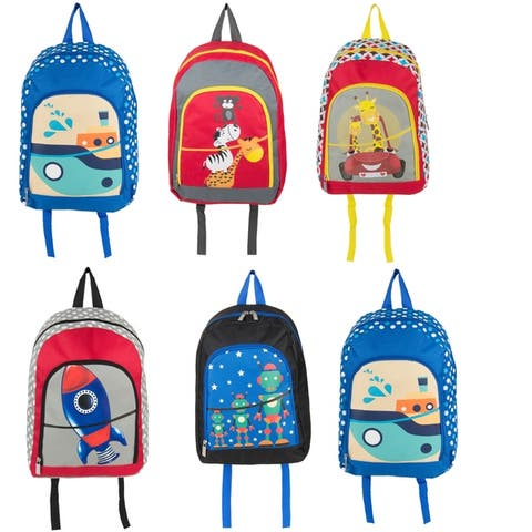 Elementary Kindergarden Kids Back to school bag Backpack