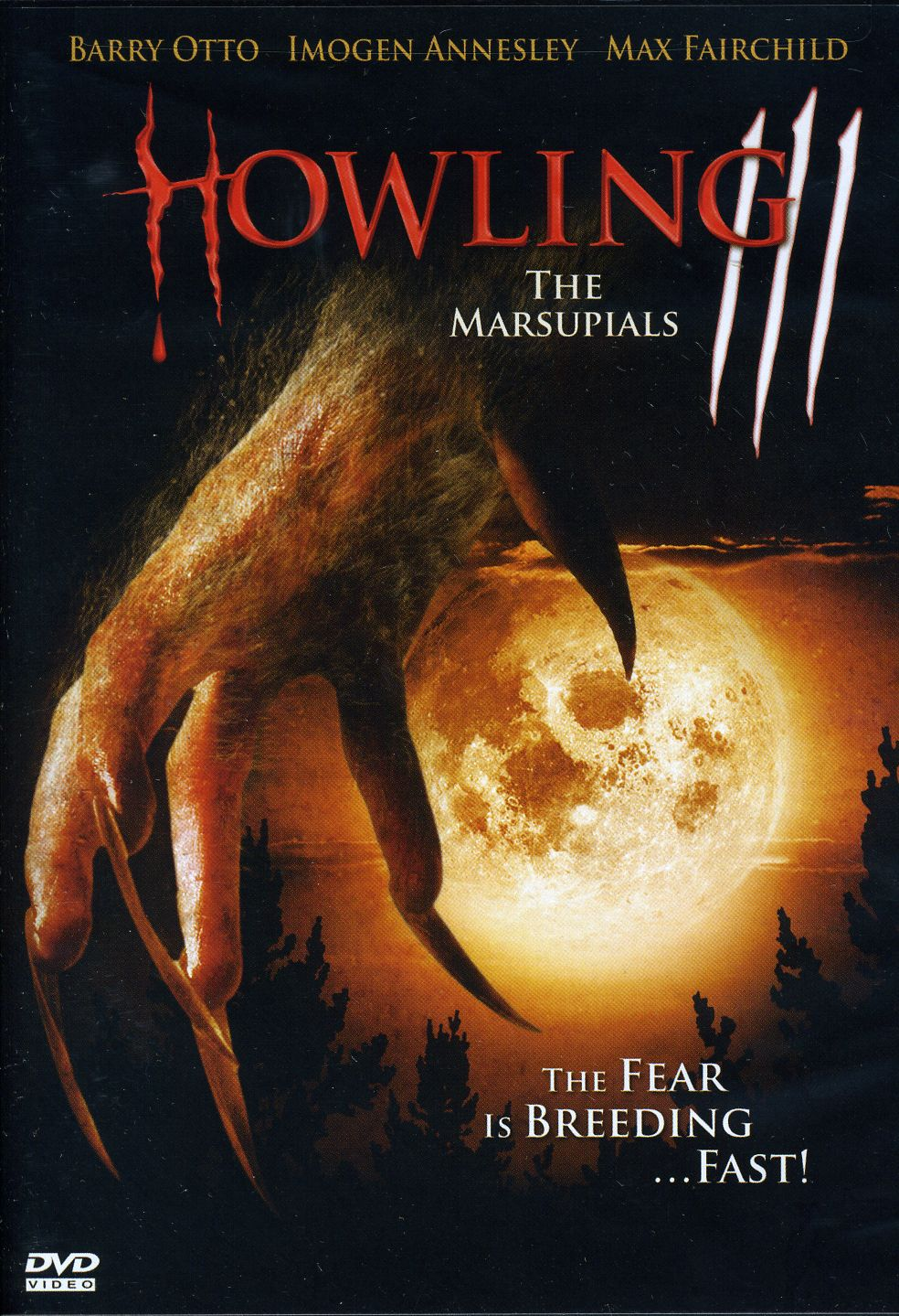 The Howling III: The Marsupials (DVD)