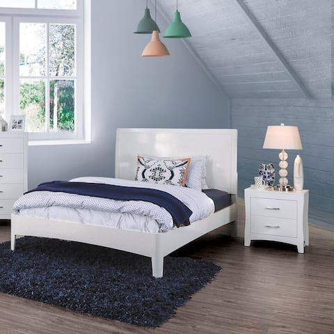 Buy Queen Size White Bedroom Sets Online at Overstock   Our Best ...