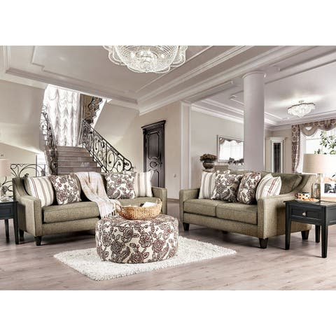 Buy Rustic Living Room Furniture Sets Online at Overstock ...