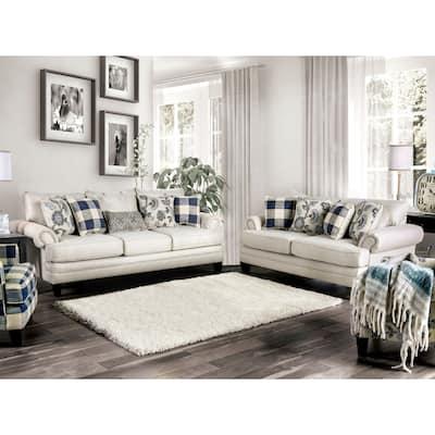 Fabric Living Room Furniture Sets