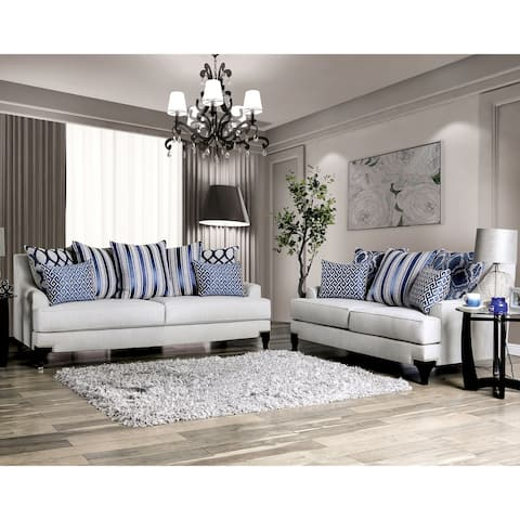 Gracewood Hollow Surti Contemporary 2-piece Living Room Set