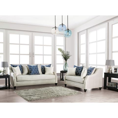 Copper Grove Oni 2-piece Living Room Set