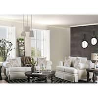 Buy Off-White Living Room Furniture Sets Online at Overstock ...