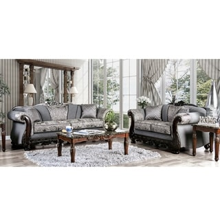 Gracewood Hollow Kinloch Traditional 2-piece Living Room Set