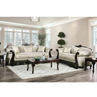 Buy Off-White Living Room Furniture Sets Online at Overstock ...