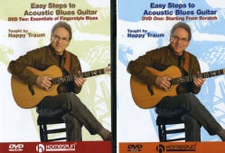 Easy Steps To Acoustic Blues Guitar