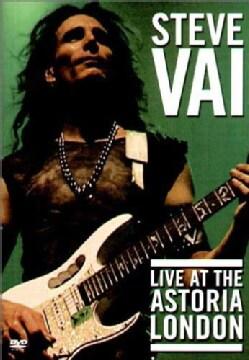 Steve Vai Live At The Astoria London