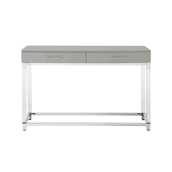 Remarkable Shop Alvaro High Gloss Console Table With Acrylic Legs And Spiritservingveterans Wood Chair Design Ideas Spiritservingveteransorg