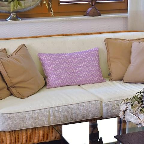 Alternate Art Deco Lumbar Pillow