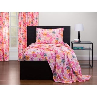Link to Highlights The Bloom Room Twin Sheet Set Similar Items in Kids Sheets & Pillowcases