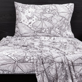 Link to Highlights Beautiful Butterflies Hidden Pictures Twin Sheet Set Similar Items in Kids Sheets & Pillowcases