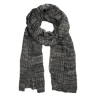 Handmade Knit Cashmere Scarf (Nepal)